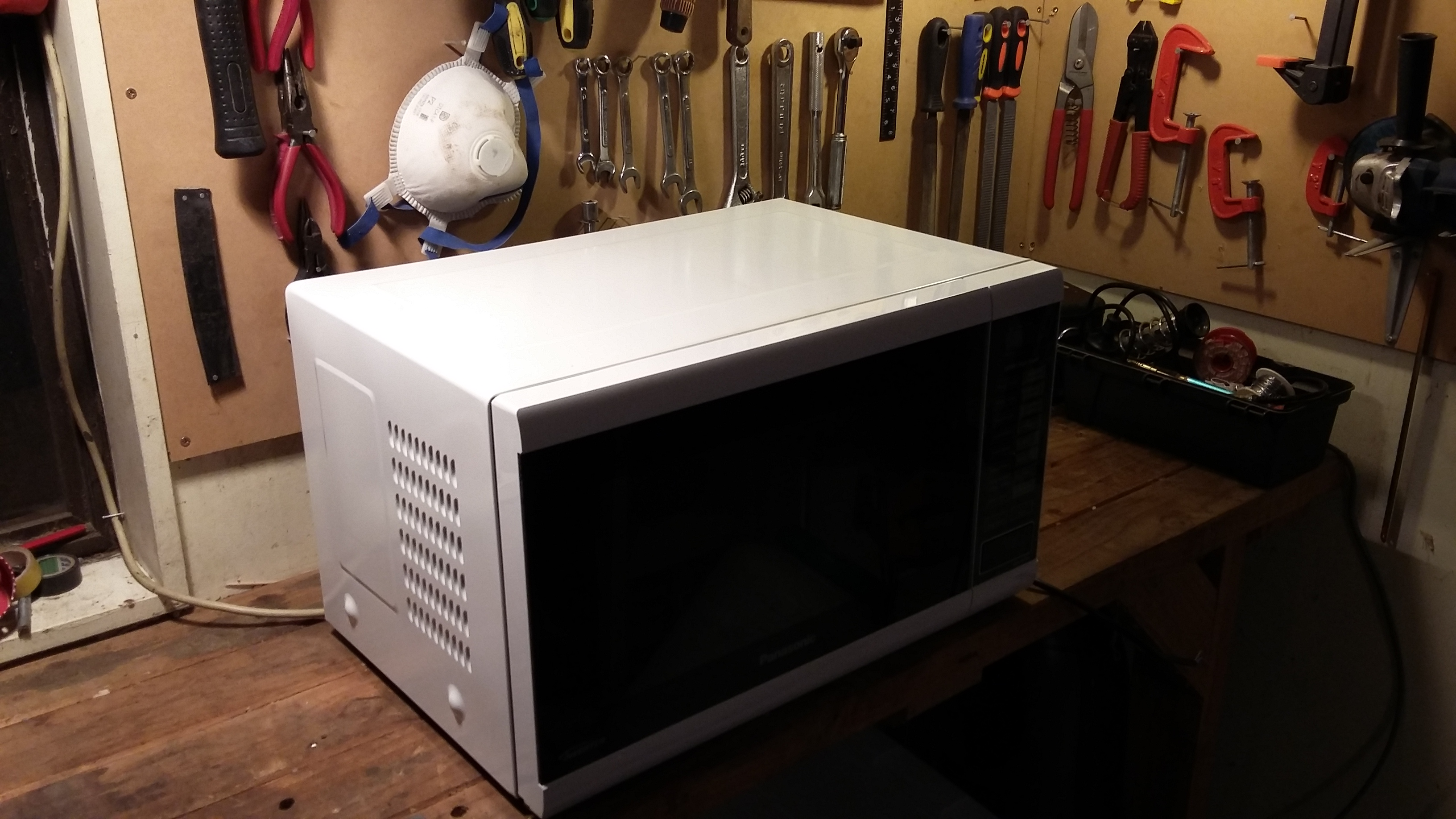 Picked Up A Broken Microwave From Freecycle 20170702 194647